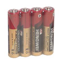 【HENGWEI】4號環保碳鋅電池(4顆入),貨號:NO.580001-1,價格:18