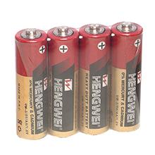 【HENGWEI】3號環保碳鋅電池(4顆入)