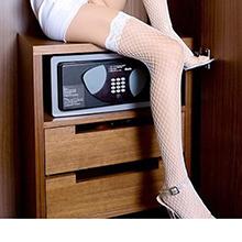 性感大腿網襪 - 純情白﹝中網襪﹞,貨號:NO.531507-1,價格:70