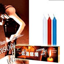 帝臣*高級低溫蠟燭(三支裝細長型),貨號:NO.508367,價格:149