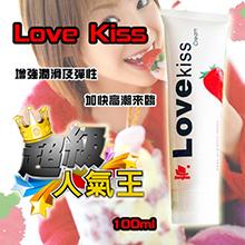 Love Kiss Cream 草莓味潤滑液 100ml﹝可口交﹞,貨號:NO.500921-1,價格:119