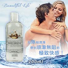 Beautiful Life 美麗人生‧人體水溶性高效潤滑液 2...